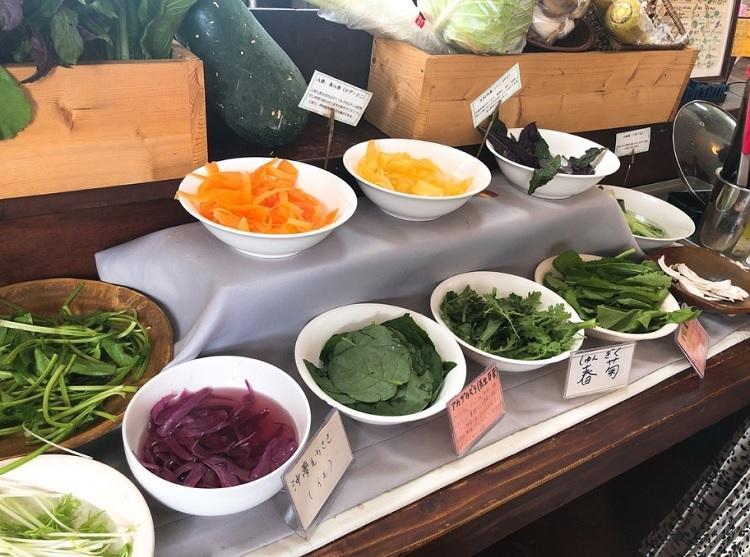 いしぐふーの野菜
